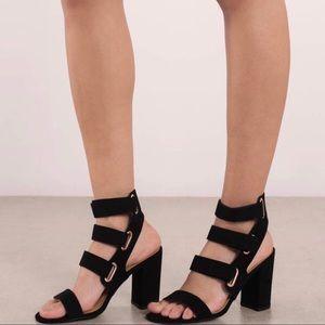 f344c9f59748e0 Tobi black strappy open toed heels